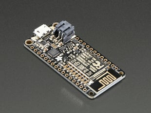 Adafruit Feather HUZZAH with ESP8266 WiFi - with or without headers