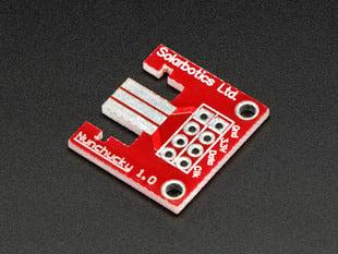 Nunchucky (Wii Nunchuck breakout adapter)