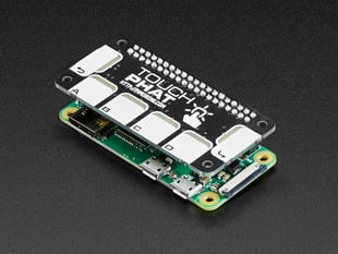 Pimoroni Touch pHAT for Raspberry Pi Zero