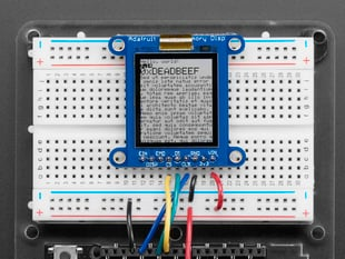 Adafruit SHARP Memory Display Breakout - 1.3