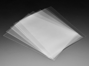 Hydro Dipping Sheets - 10 Pack of  A4 Size Sheets