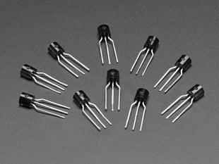 PNP Bipolar Transistors (PN2907) - 10 pack