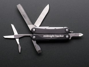 Midnight hacker - Pocket electrician