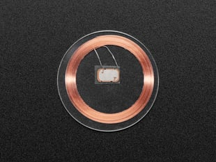 13.56MHz RFID/NFC Clear Tag - Classic 1K