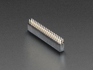 Hammer Header Female - Solderless Raspberry Pi Connector