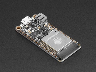Adafruit HUZZAH32 – ESP32 Feather Board - with or without Headers