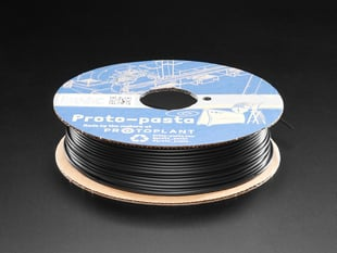 Proto-pasta - 2.85mm Diameter - Conductive Graphite Filament - 500g