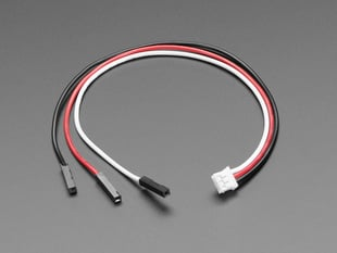 STEMMA JST PH 3-Pin to Female Socket Cable - 200mm
