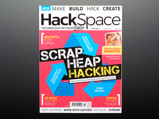 HackSpace Magazine Issue #3 - February 2018