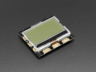 Pimoroni GFX HAT - 128x64 LCD Display - RGB Backlight and 6 Touch Button
