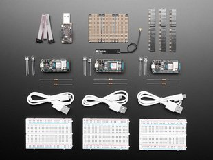 Particle Mesh WiFi Bundle - Full Starter Kit