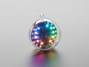 DIY Ornament Kit - 6cm Diameter - Perfect for Circuit Playground