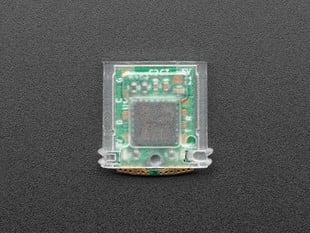 Very small PCB in plastic case