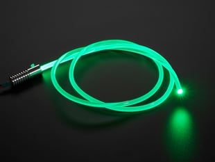 Fiber Optic Light Source - 1 Watt - Green