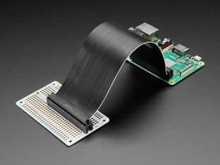 Adafruit Perma-Proto 40-Pin Raspberry Pi Half-Size PCB Kit - with 2x20 Header