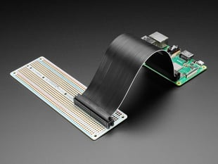 Adafruit Perma-Proto 40-Pin Raspberry Pi Breadboard PCB Kit - with 2x20  Header