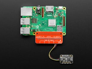 SparkFun Qwiic / STEMMA QT HAT for Raspberry Pi