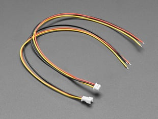 1.25mm Pitch 3-pin Cable Matching Pair