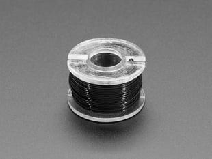 Tiny spool of Ultra-Fine Stranded Wire