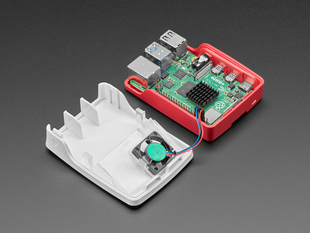 Official Raspberry Pi 4 Case Fan and Heatsink