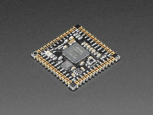 CircuitBrains Deluxe - CircuitPython-compatible SAMD51 Module - by Null Byte Labs