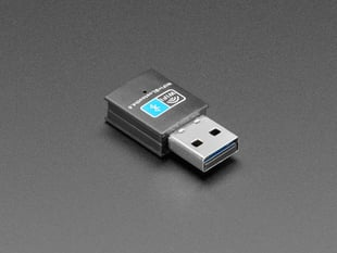 Combination WiFi + Bluetooth 4.0 USB Adapter