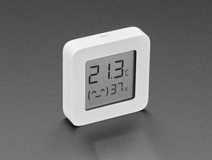 Temperature/Humidity Sensor with LCD Display