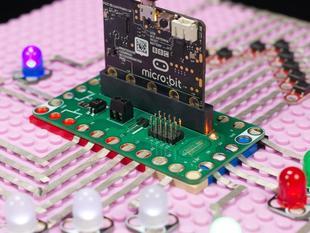 Crazy Circuits Bit Board Kit - Makes micro:bit LEGO® compatible