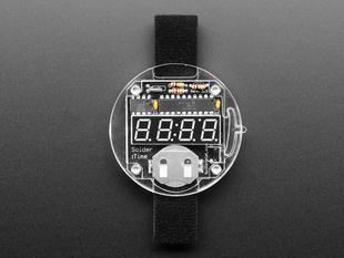 Solder:Time DIY watch kit