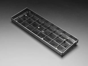 Translucent Smoke Plastic 65% / JKDK K68 Keyboard Shell