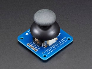 2-Axis Joystick Thumbstick with breakout board