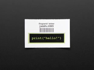 Learn to program - Sticker!