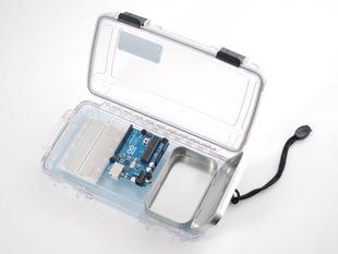 Lady Ada's Bento Box - Portable Pack & Hack Box - Breadboard + Tin
