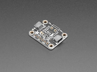 INA219  High Side DC Current Sensor Breakout - 26V ±3.2A Max - STEMMA QT