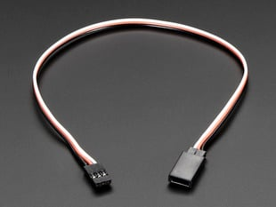 Servo Extension Cable - 30cm / 12