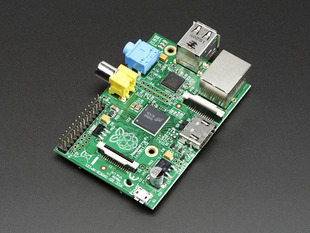 Raspberry Pi Model B 512MB RAM