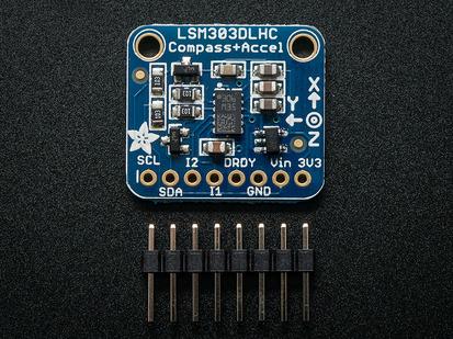 Adafruit i2c Non-Volitale FRAM Breakout 256 KB//32 kbyte af1895