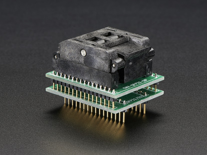 Swd 0 05 Pitch Connector 10 Pin Smt Box Header Id 752