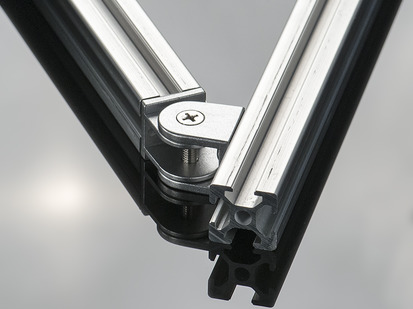 Adjustable Angle Support for Aluminum Extrusion