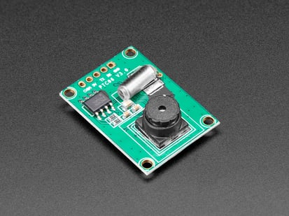 TTL camera module breakout with small lens