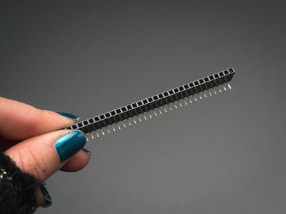 0.1 inch 36-pin Strip Right-Angle Female/Socket Header