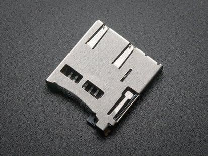 SMD Micro SD Socket
