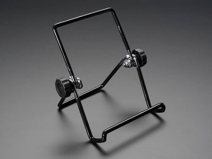 Adjustable Bent-Wire Stand for up to 7 Tablets and Small Screens