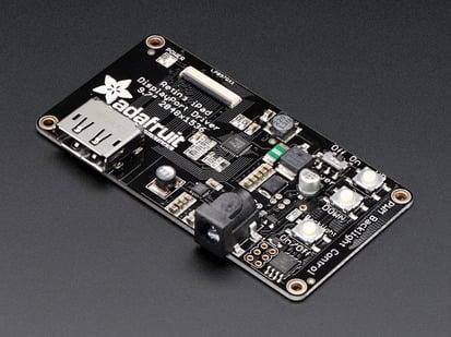 Qualia Bare Driver Board for LP097QX1 Display