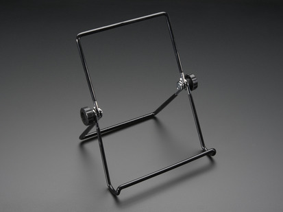 Adjustable Bent-Wire Stand for 8-10 inch Tablets and Displays