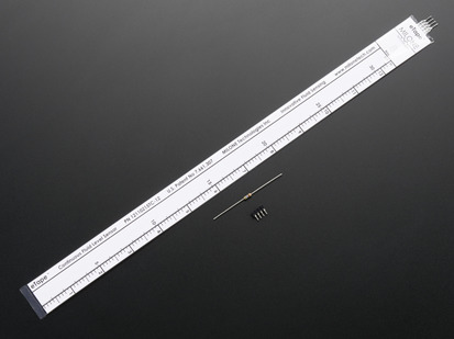 Long ruler-like flexible Tape Liquid Level Sensor with some extras