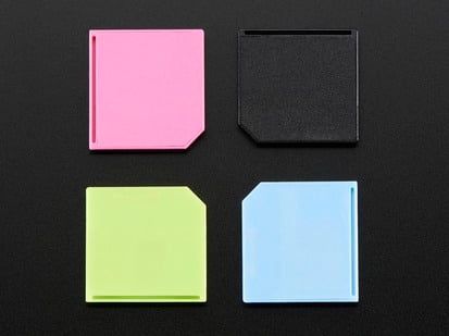 Shortening microSD card adapter for Raspberry Pi & Macbooks in various colours