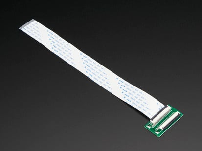 40-pin FPC Extension Board with  200mm long Cable