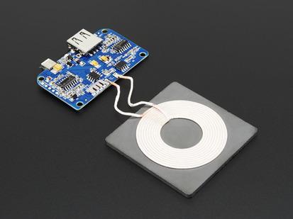 Inductive Charging Set - 5V @ 500mA max ID: 1407 - $9.95 ...
