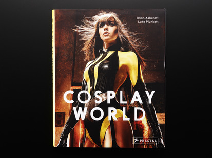 Cover of Cosplay World.